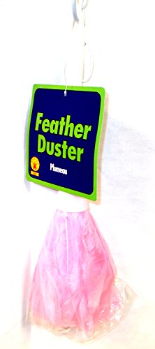 Rubie's Costume Co Feather Duster Costume, Yellow, Yellow