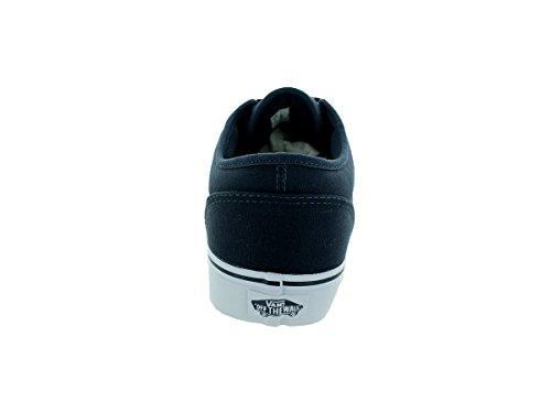 Atwood Navy uomo White Vans VKC414A Sneaker TnZzxz