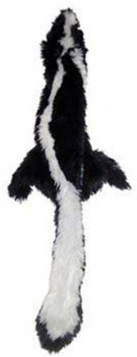 Ethical Pet Plush Skinneeez 24-Inch Dog Toy, Skunk