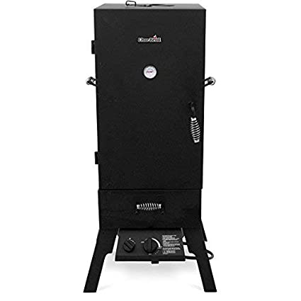 Amazon.com: Ahumador de gas, de la marca Char-Broil ...