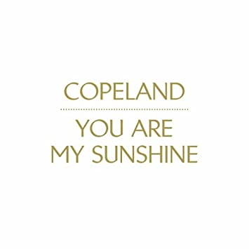 Image result for copeland you are my sunshine special edition cd