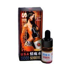 Sex Devil Female Sex Drops 10ml by USA
