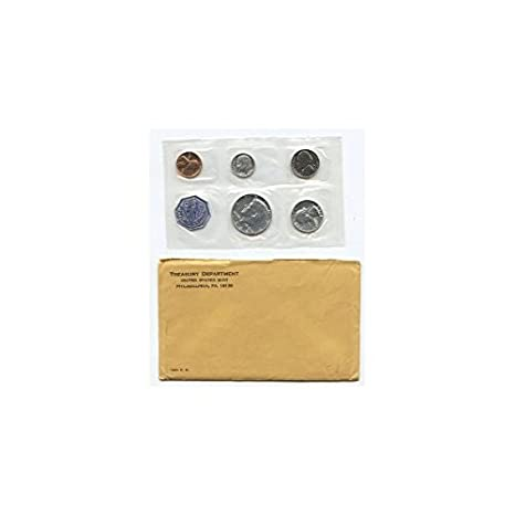 1964 U.S The envelope containing the set is sealed//unopened PROOF SET