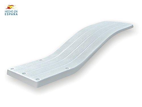 Trampolin para piscina fibra de vidrio