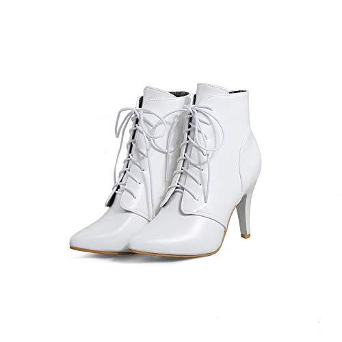 White White White con Sandali Zeppa AdeeSu AdeeSu AdeeSu Donna SXC02958 q0SBxxX