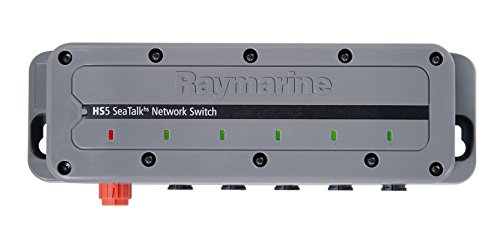 Raymarine RAY-A80007 HS5 Network Switch by Raymarine