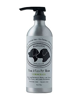 BarkLogic Tick & Flea Pet Wash - Lemongrass - 18 oz