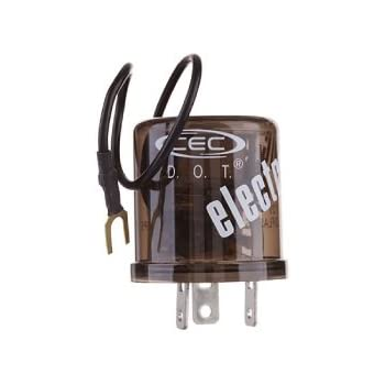 Amazon cec industries ef33rl turn signal flasher relay led cec industries ef33rl turn signal flasher relay led compatible 3 ground wire prongs greentooth Choice Image