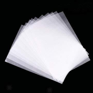 (Shrink Paper Film Sheet Shrinking Shrinkable Decoration Translucent - 1PCs)