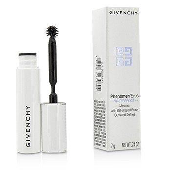 Givenchy Phenomeneyes Waterproof Mascara, No. 1 Extreme Black, 0.24 Ounce
