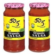 505 Southwestern Organic All Natural Salsa, 16 oz (Pack of - For Code Discount Less Styles
