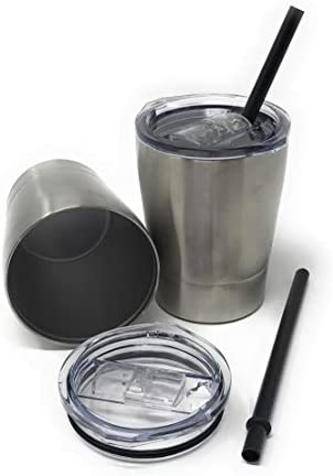 UpPeak Stainless Double Insulated Straws product image