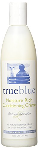 TrueBlue Moisture Rich Conditioning Crème 12 Ounce Conditioning Creme Rinse