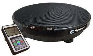 Mastercool (98310) Black Wireless Refrigerant Scale by Mastercool
