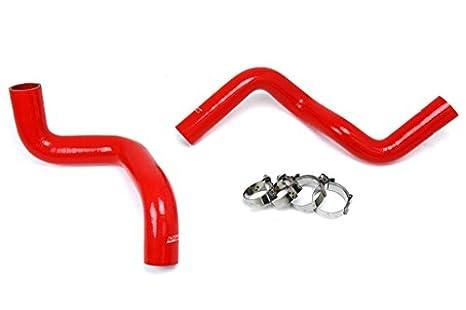 Amazon.com: HPS (57 – 1210-red) Radiador Kit Manguera de ...