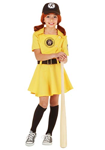Girls A League of Their Own Kit Costume Medium