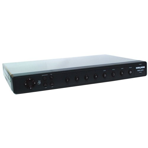 Color Multiplexer - 1 - Speco RMX4CD 4 Channel Color Multiplexer