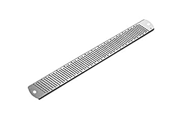 Microplane 40001 Zester Grater all stainless original blade for zesting  citrus and grating cheese
