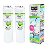 #2: Maytag UKF8001, Filter 4, Refrigerator Water Filter (Set of 2)