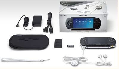 SONY PSP VALUE PACK WITH EXTRA [Importación Inglesa]: Amazon.es: Videojuegos