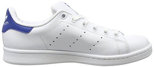 ftwr S16 Junior eqt white S74778 White Adidas Bianco Scarpe Ginnastica Da Stan Blue Basse Smith Bambino FPBqBwZf