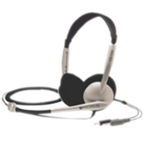 Koss Corporation Koss Cs100 Binaural Headset - Wired Connectivity - Stereo - Over-the-head