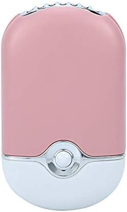 Outbit Draagbare miniventilator3 kleuren draagbare koeler USB miniventilator airconditioning wimperverlenging sneldrogend gereedschap 2
