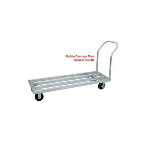 "Advance Tabco 48"" Dunnage (Mobile Lite Series) Square Bar (Lite Series) Rack Model DUN-2048C"
