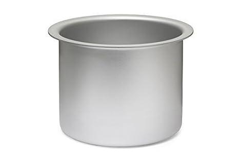 Wax Heater Replacement Insert Pot Bucket Includes Scraper Bar (1000ml) EZWAX SA001B