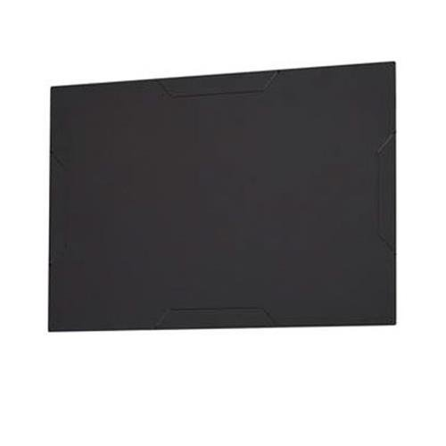Chief PAC525CVR-KIT - Black PAC525 In-Wall Storage Box - Cover Kit for PST, PRO, PLP, MSR, MTR, MWH, MWR, PWR, PNR, PDR, Thinstall, and FUSION wall mounts