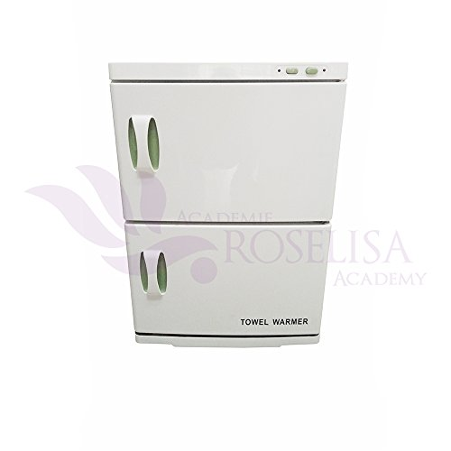 46L Double Towel Warmer with UV Sterilizer by Roselisa