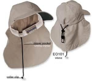Adam's Headwear EXTREME OUTDOOR HAT - UPF 45+ (Stone)