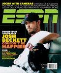 ESPN Magazine - Josh Beckett August 2006