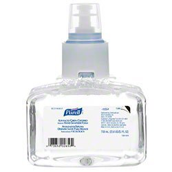 GOJO 130403 Sanitizer, Hospital-Grade LTX 7 Purell Foam Sanitizer, Kills Dangerous Viruses & Spores (3/cs)