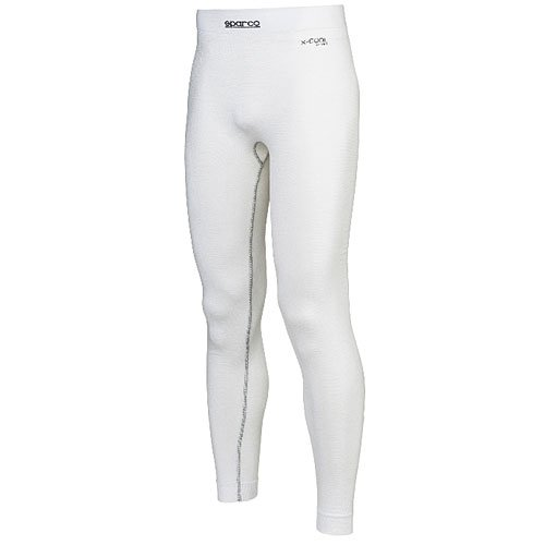 Sparco Mens Underwear (Bottom)(White, X-Large/XX-Large), 1 Pack