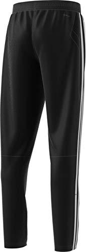 adidas Youth Tiro19 Youth Training Pants, Black/White, XX-Small by adidas (Image #2)