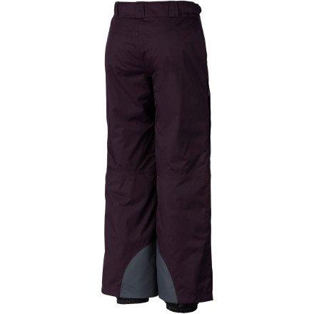 Mountain Hardwear Returnia Insulated Pant - Women's Regular Length Pants & shorts LG Dark Plum