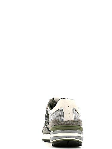 Sneaker in camoscio e tessuto Cafè Noir art.PG606