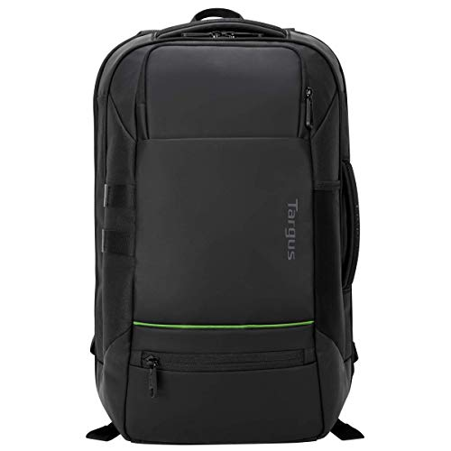 (Targus Balance EcoSmart Checkpoint-Friendly Backpack for 15.6-Inch Laptop, Black)