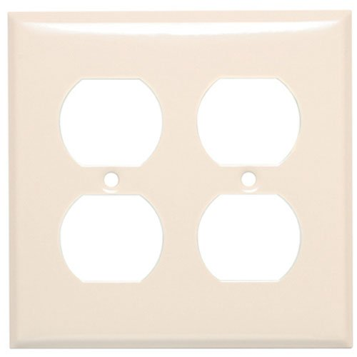 MULBERRY METALS 44102 ALM 2G TOG Wall Plate
