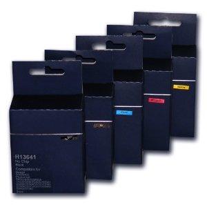 5 Cartuchos de impresora, cartuchos de tinta compatibles con ...