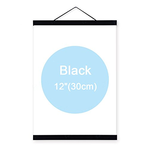 Black Poster Hanger - Black 12