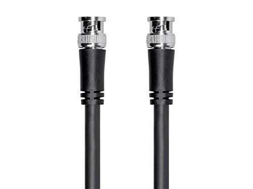 Monoprice Viper Series HD-SDI RG6 BNC Cable, 300ft by Monoprice