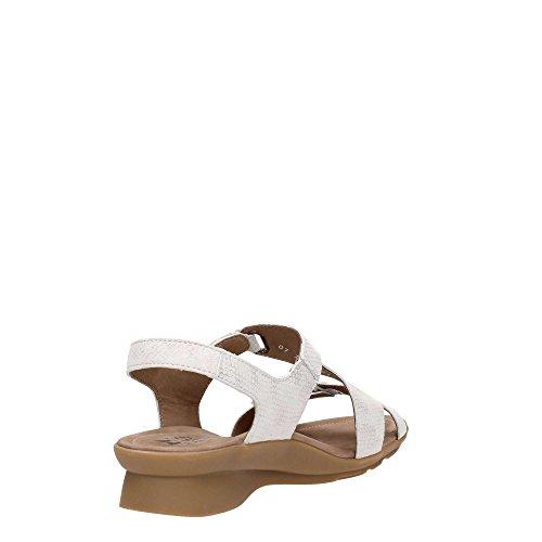 Mephisto - Sandalias de vestir para mujer Beige Light Sand Light Sand