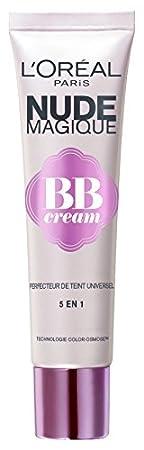 L'Oréal Paris Nude Magique, BB Cream per carnagioni chiare, 47 g L' Oréal Paris