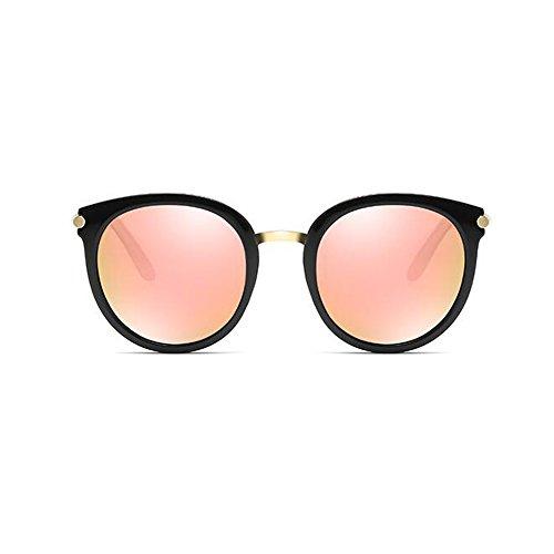 Gafas Polarizados Conducción de Gafas De Retro De Gafas De Deporte YQQ 5 De Anti De Gafas sol 5 Sol UV Color Conducción Definición Vidrios Alta Espejo xTnqzwIOz