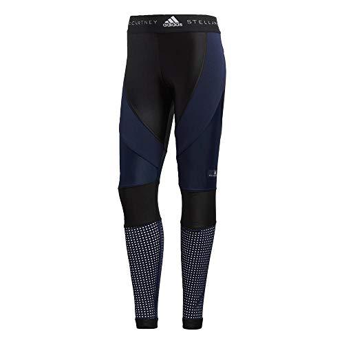 Donna Adidas Leggings Blknv Tight Run 4WYqYwt1