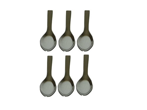 Qualways Stainless Steel Spice Seasoning Measuring Spoons Set Of ()