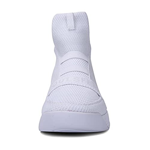 a524d445d379 Soulsfeng Men Women Casual High Top Sneaker Breathable Mesh Athletic Shoes  good