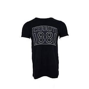 Cerruti 1881 Tee Shirt Classique Perugia pour Homme – 100% Coton